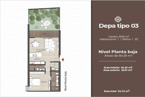 Foto de departamento en venta en  , tulum centro, tulum, quintana roo, 8085423 No. 21