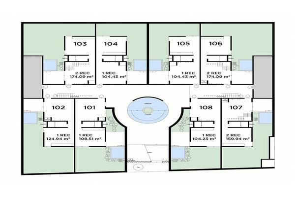 Foto de casa en venta en  , tulum centro, tulum, quintana roo, 8340269 No. 03