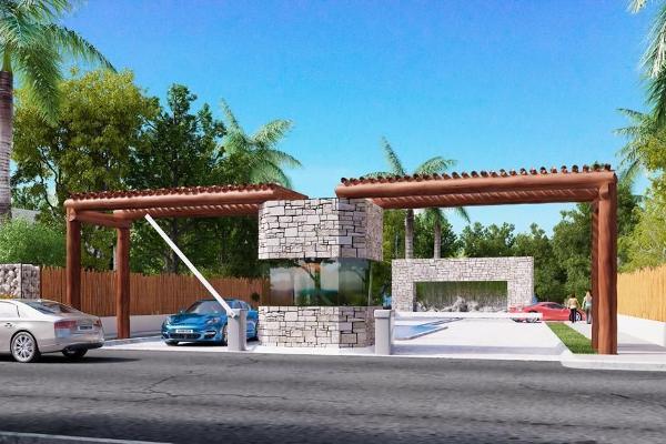 Foto de terreno habitacional en venta en  , tulum centro, tulum, quintana roo, 8856881 No. 01