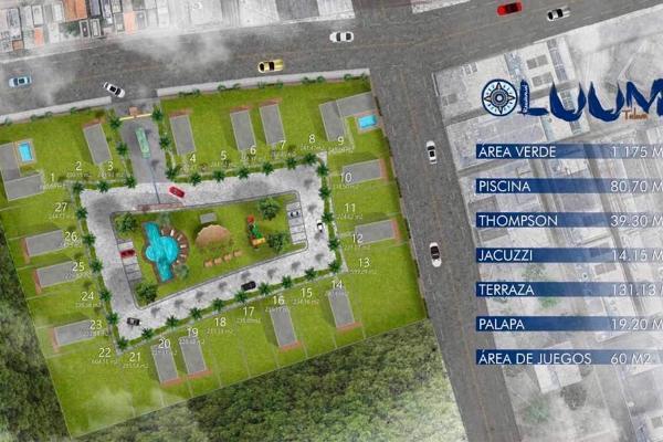 Foto de terreno habitacional en venta en  , tulum centro, tulum, quintana roo, 8856881 No. 06