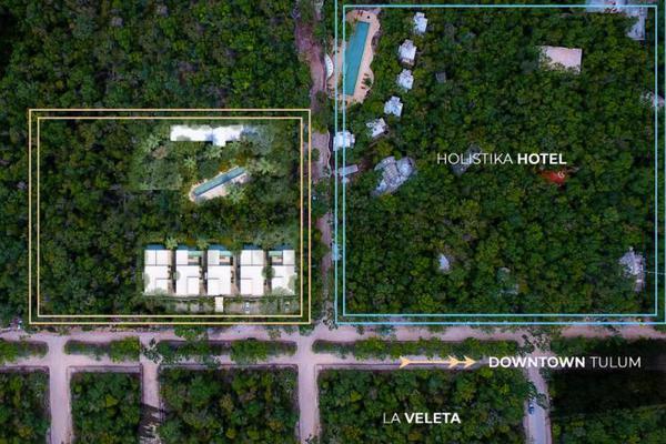 Foto de casa en condominio en venta en tulum centro, tulum, quintana roo , la veleta, tulum, quintana roo, 0 No. 16
