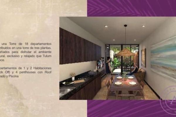 Foto de departamento en venta en  , la veleta, tulum, quintana roo, 10013349 No. 02