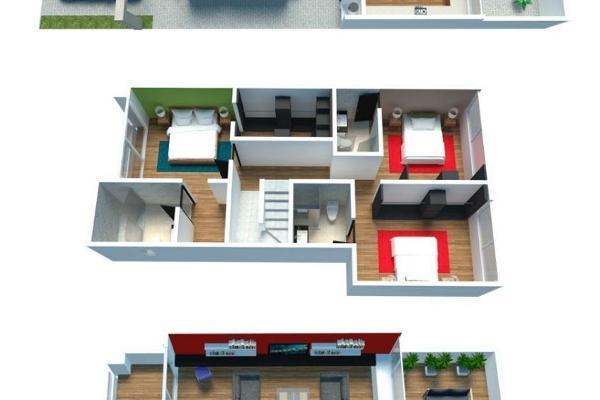 Foto de casa en venta en tuna , desarrollo habitacional zibata, el marqués, querétaro, 13485516 No. 17