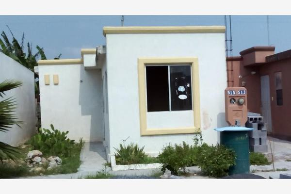 Foto de casa en venta en turcos 9 515, las pirámides, reynosa, tamaulipas, 0 No. 02