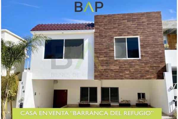 Foto de casa en venta en turmalina 114, barranca del refugio, león, guanajuato, 19428916 No. 01