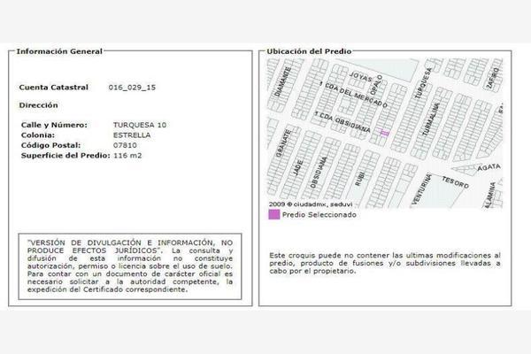 Foto de casa en venta en turquesa 10, estrella, gustavo a. madero, df / cdmx, 0 No. 04