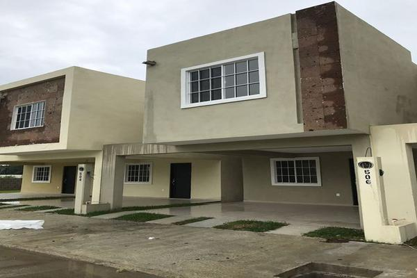 Foto de casa en venta en turquesa oriente 618, fovissste, altamira, tamaulipas, 21331826 No. 02