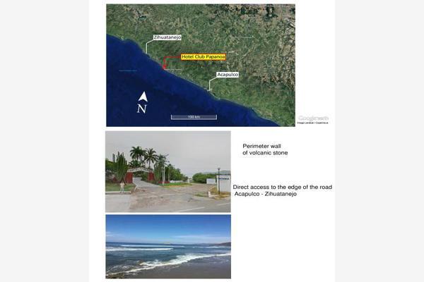 Foto de edificio en venta en ubicación kilometro 160 carretera acapulco- zihuatanejo. 0001, san luis de la loma centro, técpan de galeana, guerrero, 8640982 No. 02