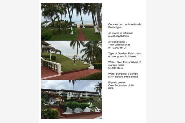 Foto de edificio en venta en ubicación kilometro 160 carretera acapulco- zihuatanejo. 0001, san luis de la loma centro, técpan de galeana, guerrero, 8640982 No. 04