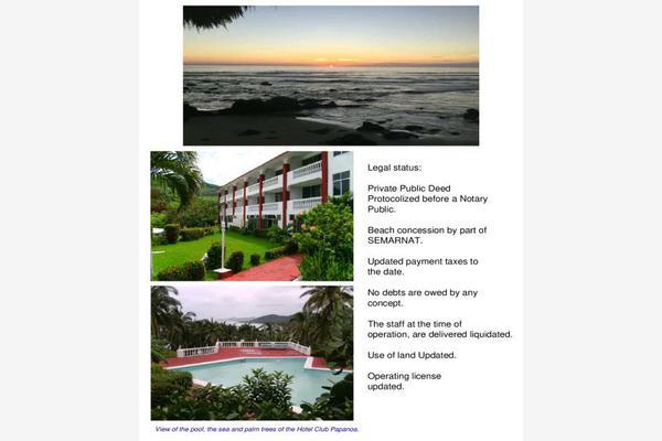 Foto de edificio en venta en ubicación kilometro 160 carretera acapulco- zihuatanejo. 0001, san luis de la loma centro, técpan de galeana, guerrero, 8640982 No. 06