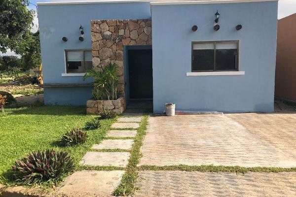 Foto de casa en venta en  , ucu, ucú, yucatán, 10698015 No. 01