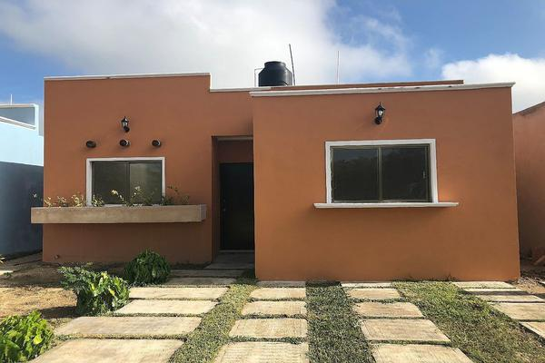 Foto de casa en venta en  , ucu, ucú, yucatán, 14027766 No. 01