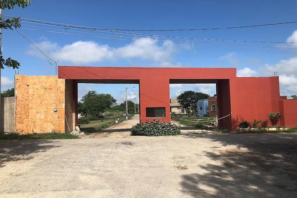 Foto de terreno habitacional en venta en  , ucu, ucú, yucatán, 14027770 No. 03