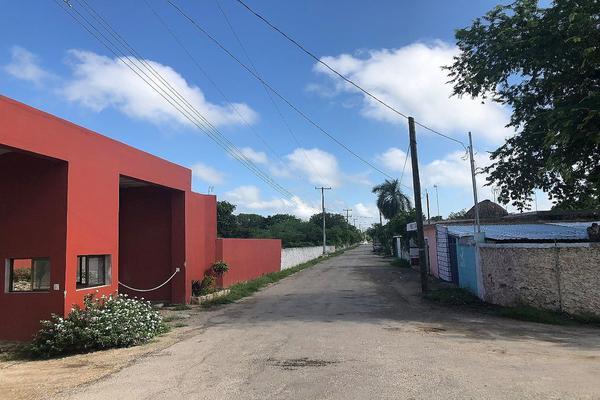 Foto de terreno habitacional en venta en  , ucu, ucú, yucatán, 14027770 No. 04