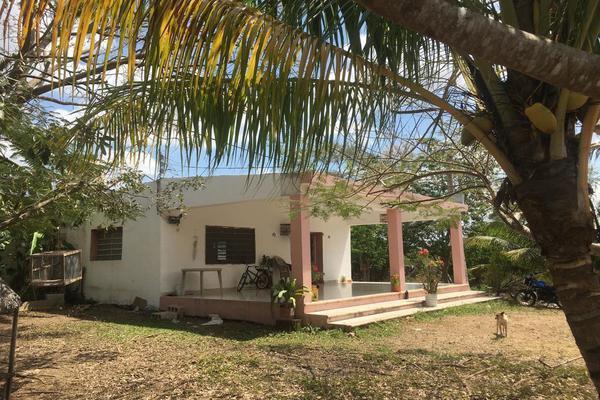 Foto de rancho en venta en  , ucu, ucú, yucatán, 19781497 No. 01