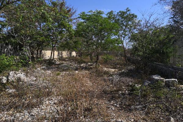 Foto de terreno habitacional en venta en  , ucu, ucú, yucatán, 7974853 No. 02