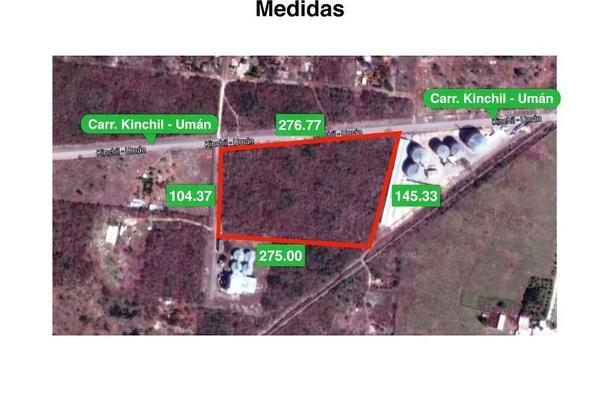 Foto de terreno habitacional en venta en  , uman, umán, yucatán, 7892731 No. 03