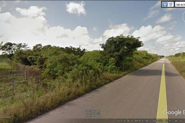Foto de terreno habitacional en venta en  , uman, umán, yucatán, 7892731 No. 07