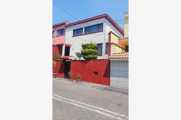 Foto de casa en venta en  , unidad barrientos, tlalnepantla de baz, méxico, 6128755 No. 01