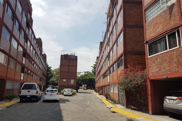 Foto de departamento en venta en unidad habitacional tepetlacalco , tepetlacalco a. c., tlalnepantla de baz, méxico, 8848038 No. 01