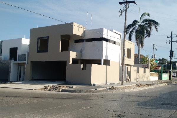 Foto de casa en venta en  , unidad nacional, ciudad madero, tamaulipas, 2630272 No. 01