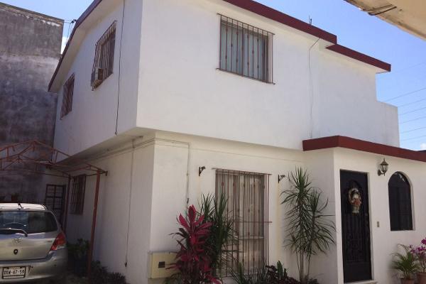 Foto de casa en venta en  , unidad nacional, ciudad madero, tamaulipas, 3057474 No. 01