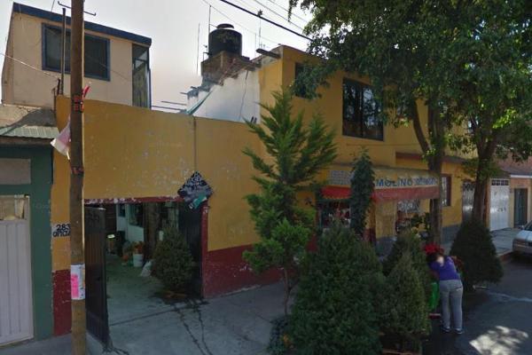 Foto de departamento en venta en calle 5 283, agrícola pantitlan, iztacalco, df / cdmx, 5832223 No. 01
