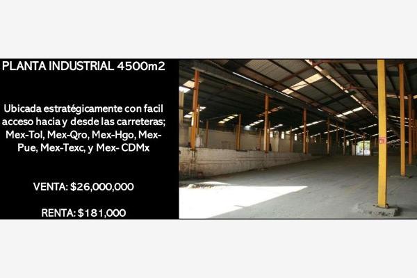 Foto de nave industrial en venta en universidad hispanoamericana 77, villas de la joya, ecatepec de morelos, méxico, 0 No. 02