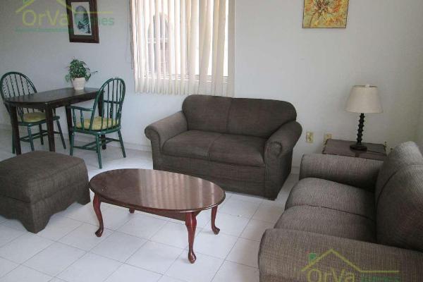 Foto de departamento en renta en  , universidad sur, tampico, tamaulipas, 13316746 No. 01
