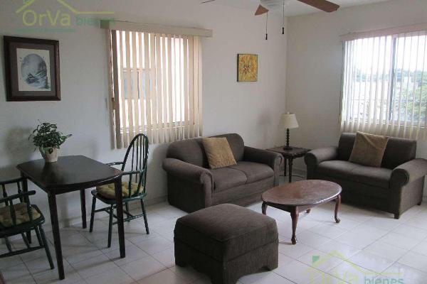 Foto de departamento en renta en  , universidad sur, tampico, tamaulipas, 13316746 No. 02