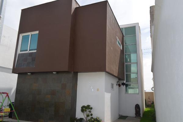Foto de casa en venta en  , urbano bonanza, metepec, méxico, 8857105 No. 01