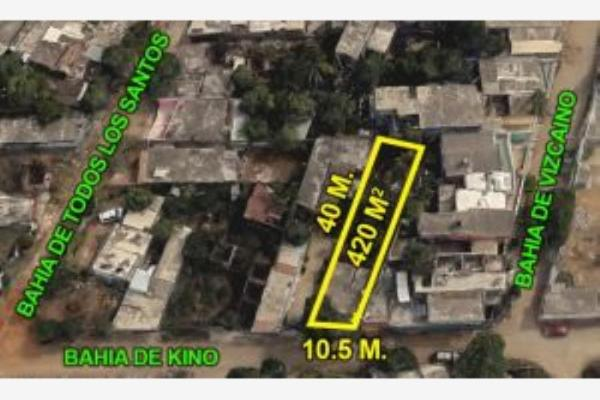 Foto de terreno habitacional en venta en bahia kino , ejido rincón de urías, mazatlán, sinaloa, 2699615 No. 01