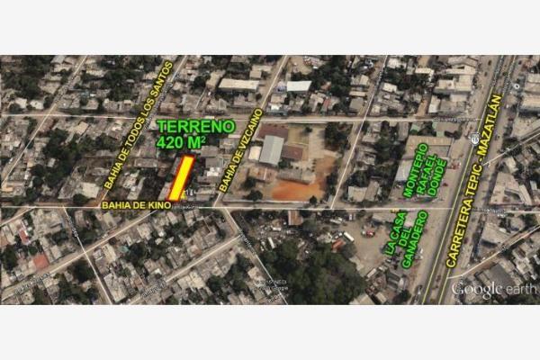 Foto de terreno habitacional en venta en bahia kino , ejido rincón de urías, mazatlán, sinaloa, 2699615 No. 02