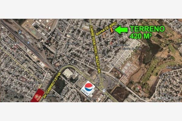 Foto de terreno habitacional en venta en bahia kino , ejido rincón de urías, mazatlán, sinaloa, 2699615 No. 03