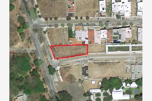 Foto de terreno habitacional en renta en v. carranza , residencial esmeralda norte, colima, colima, 8856052 No. 01