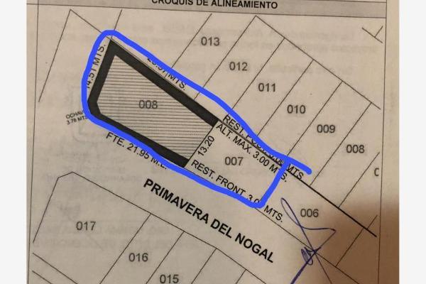 Foto de terreno habitacional en renta en v. carranza , residencial esmeralda norte, colima, colima, 8856052 No. 02