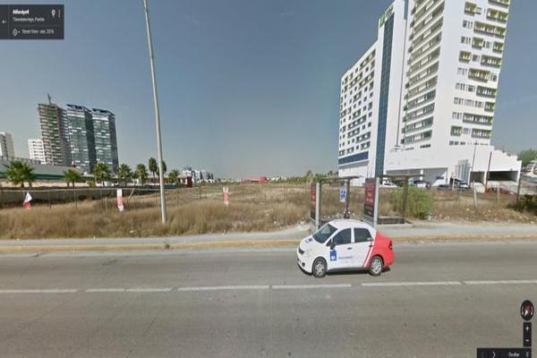 Foto de terreno habitacional en venta en v?a atlixc?yotl 9, atlixcayotl 2000, san andrés cholula, puebla, 8872923 No. 02