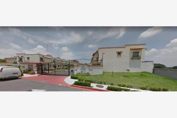 Foto de casa en venta en valdemosa manzana 11 l 19 37, villa del real, tecámac, méxico, 0 No. 01