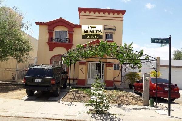 Foto de casa en renta en  , valencia, culiacán, sinaloa, 3428419 No. 01
