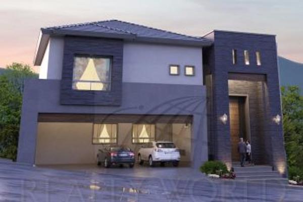 Foto de casa en venta en  , valle alto, monterrey, nuevo león, 4674347 No. 01
