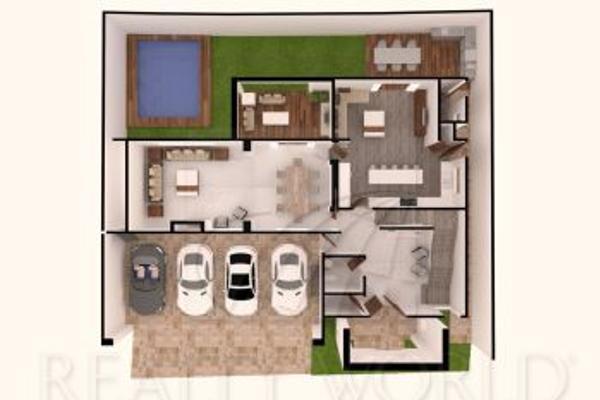 Foto de casa en venta en  , valle alto, monterrey, nuevo león, 4674347 No. 07