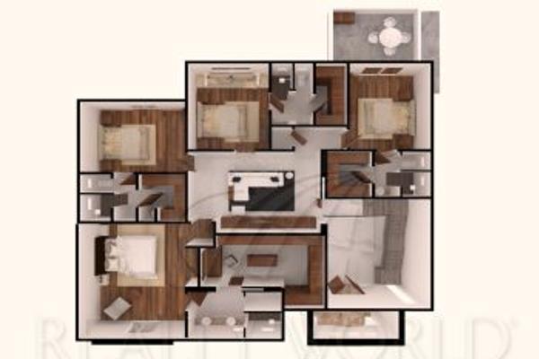Foto de casa en venta en  , valle alto, monterrey, nuevo león, 4674347 No. 08
