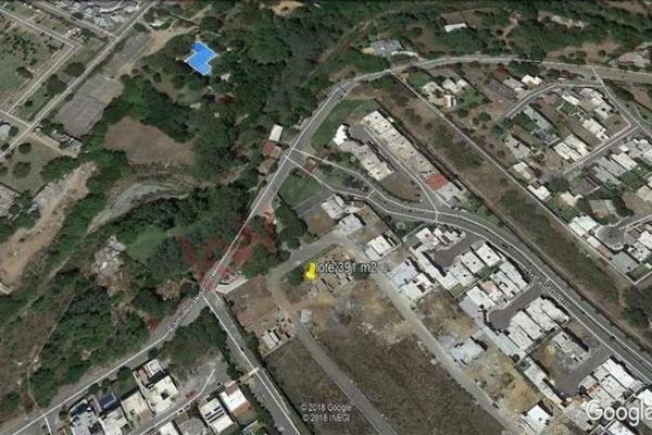 Foto de terreno habitacional en venta en  , valle alto, monterrey, nuevo león, 7915488 No. 01