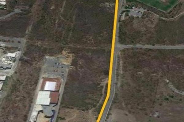 Foto de terreno habitacional en venta en  , valle alto, monterrey, nuevo león, 7955202 No. 01
