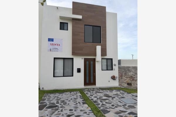 Foto de casa en venta en valle arbol de pio 121, desarrollo habitacional zibata, el marqués, querétaro, 0 No. 01