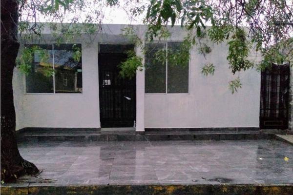 Foto de casa en venta en  , valle casa blanca, san nicolás de los garza, nuevo león, 15228146 No. 01