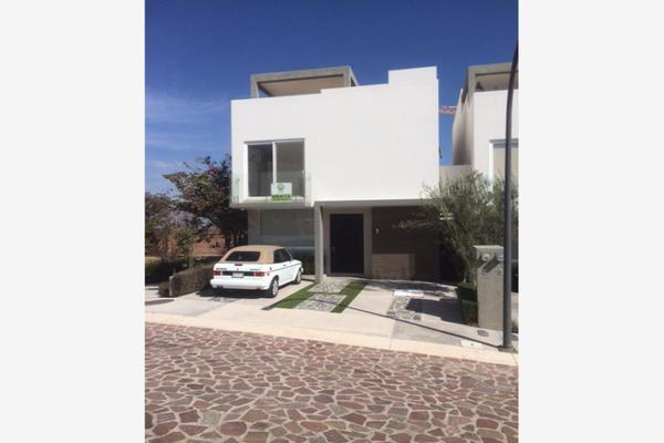 Foto de casa en renta en valle de acantha 100, desarrollo habitacional zibata, el marqués, querétaro, 0 No. 02