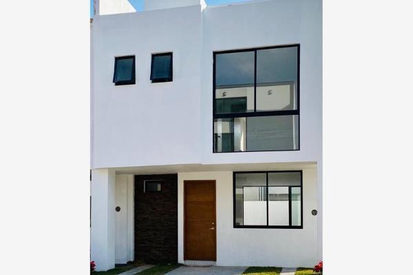 Foto de casa en venta en valle de ameca 0, parque real, zapopan, jalisco, 10284691 No. 01
