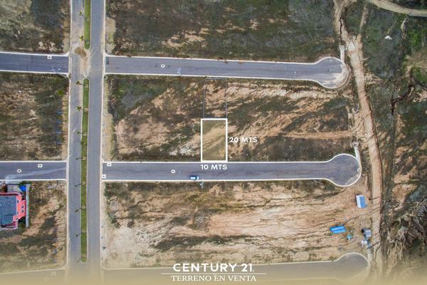 Foto de terreno habitacional en venta en valle de anahuac lote-6 manzana 20 , salinas de gortari, playas de rosarito, baja california, 12813400 No. 04