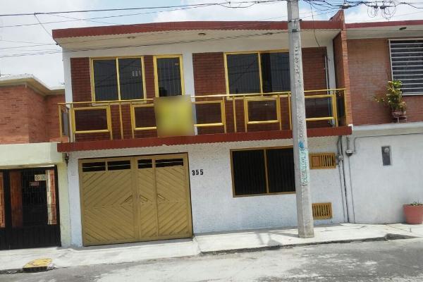 Foto de casa en venta en  , valle de aragón 3ra sección poniente, ecatepec de morelos, méxico, 4672917 No. 01
